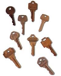 Chave de porta