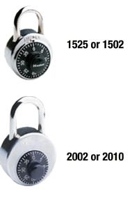 Numéros de modèle de cadenas portatif